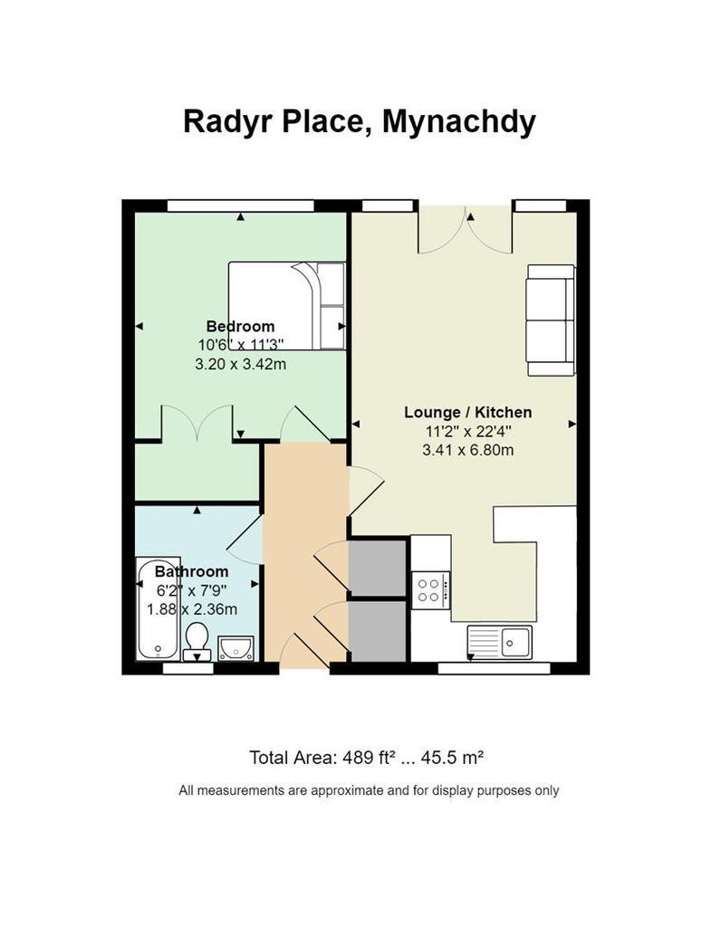 Floorplan: 24 Radyr Place, Mynachdy FP.jpg