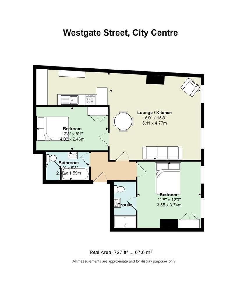 Floorplan: 3, 11 Westgate Street, City Centre.jpg