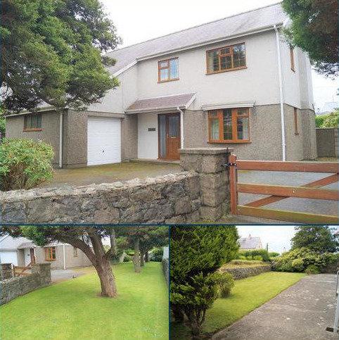 4 bedroom detached house for sale - Lon Penrhos, Morfa Nefyn, Pwllheli
