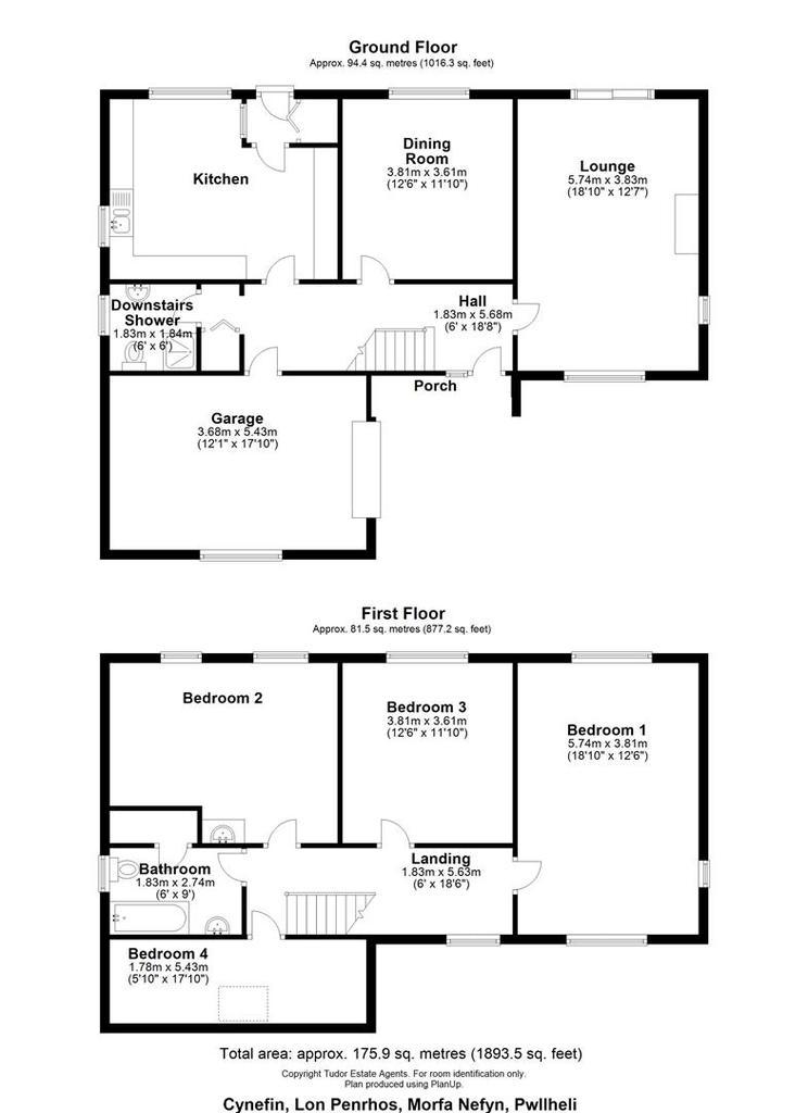 Floorplan 2 of 2: Cynefin, Lon Penrhos, Morfa Nefyn, Pwllheli X.jpg