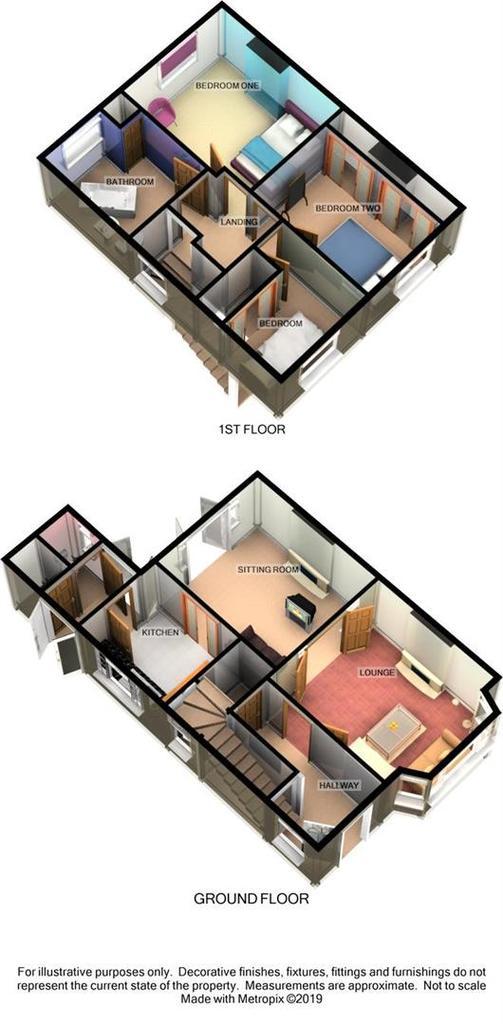Floorplan 2 of 2: 3 dfp
