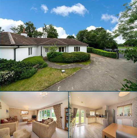 2 bedroom bungalow for sale - Redhall End, Colney Heath, Hertfordshire