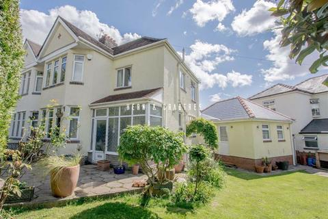 4 bedroom semi-detached house for sale - Heol Harlech, Llandaff, Cardiff