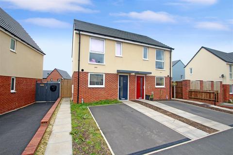 2 bedroom semi-detached house for sale - George Treglown Grove, Bucknall, Stoke-On-Trent