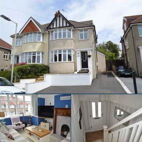 4 bedroom semi-detached house for sale - Raglan Road, Swansea, SA2