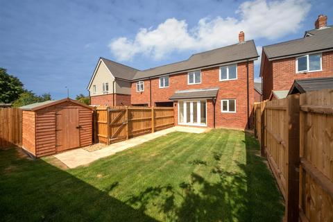 3 bedroom detached house for sale - Plot 29, The Cedar, The Orchards