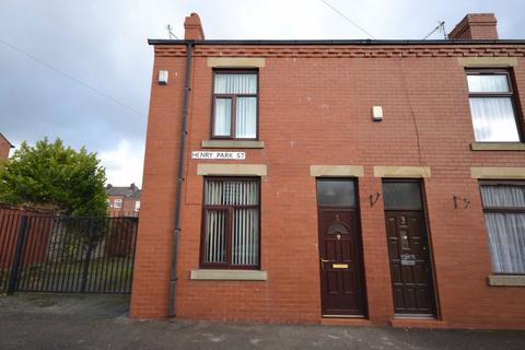 2 bedroom terraced house to rent - Henry Park Street, Wigan, WN1