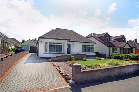 3 bedroom detached bungalow for sale - King George V Drive East, Cardiff