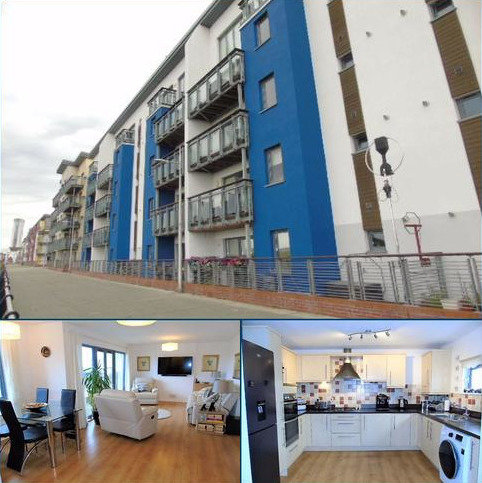 2 bedroom apartment for sale - St Margarets Court, Maritime Quarter, Swansea