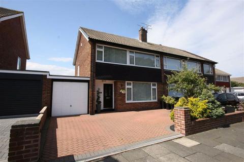 3 bedroom semi-detached house for sale - Pentland Close, North Shields, Tyne & Wear, NE29