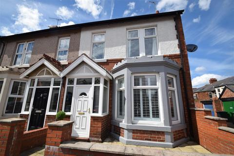 3 bedroom end of terrace house for sale - Kew Gardens, Whitley Bay