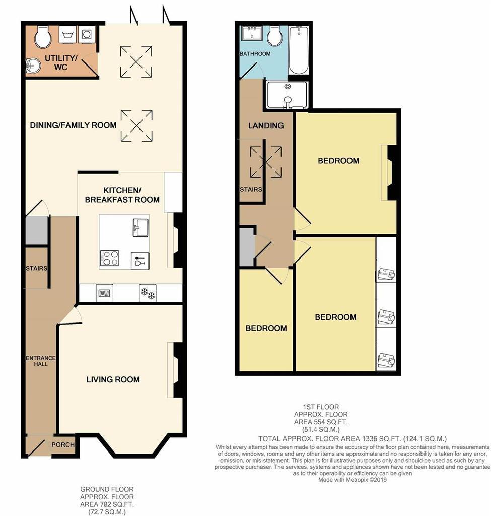 Floorplan: 2 D FP 2 Kew Gardens NE26 3 LY.jpg