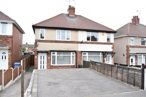 3 bedroom semi-detached house for sale - Asquith Street, Mansfield