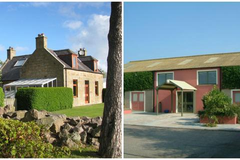 Commercial development for sale - Connagedale House & The Barnyard Studios, Upper Garmouth, Fochabers, IV32