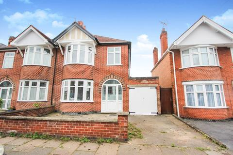 3 bedroom semi-detached house for sale - Bramcote Road, Leicester, LE3