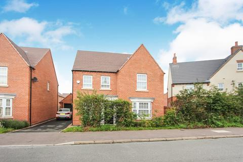 4 bedroom detached house for sale - Millstone Lane, Leicester, LE7