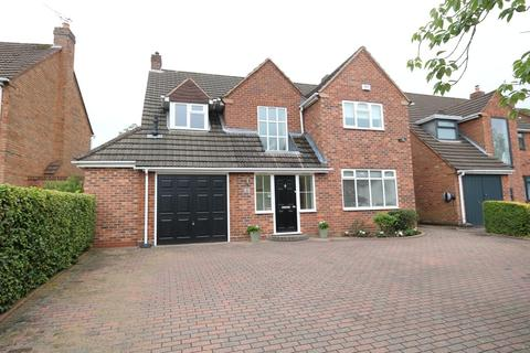 4 bedroom detached house for sale - Apsley Grove, Dorridge