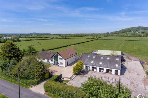 5 bedroom equestrian property for sale - Compton Bishop Farm, Lower Weare