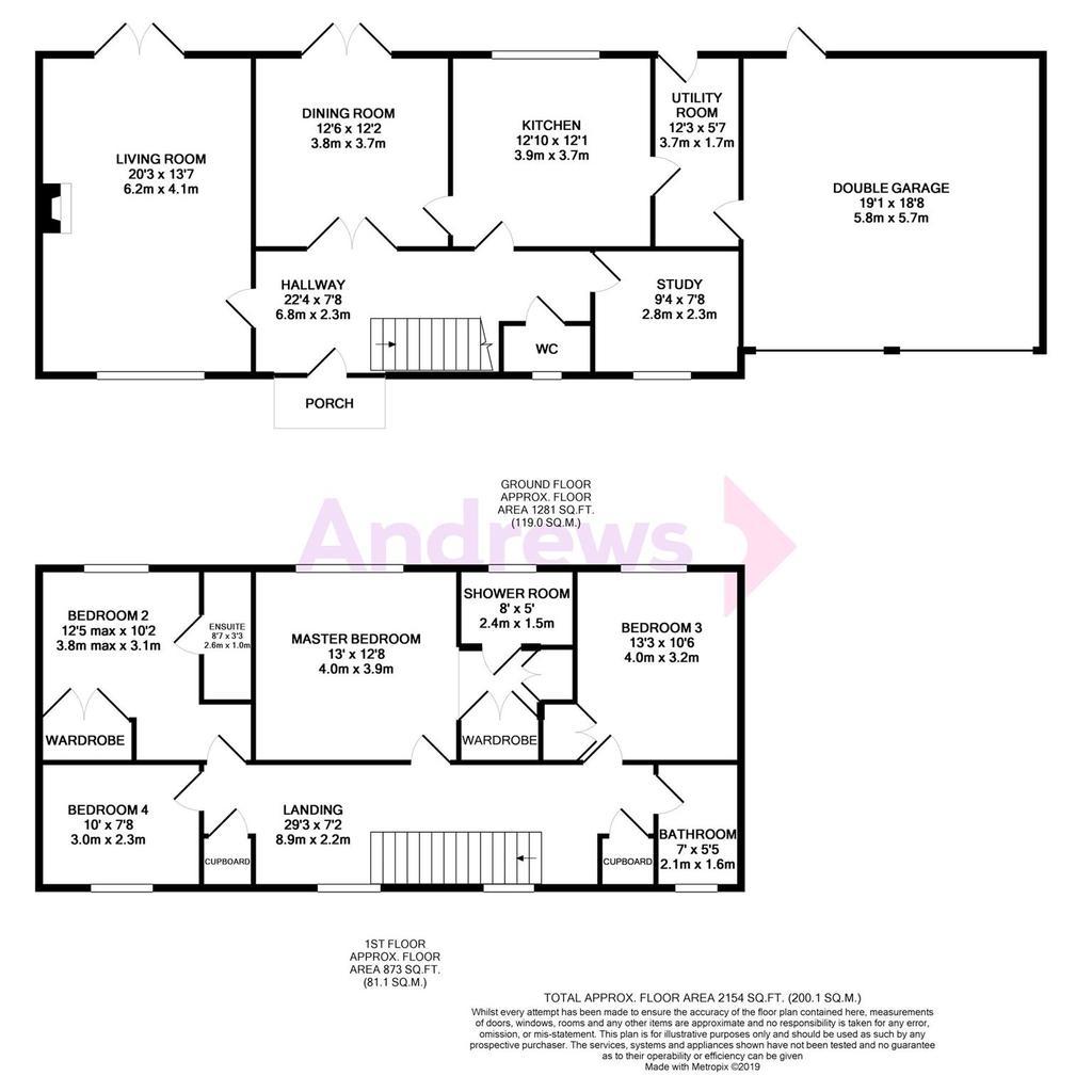 Floorplan: Millers Court