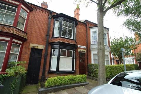 3 bedroom terraced house to rent - Harrow Road, West End, Leicester, LE3 0JX