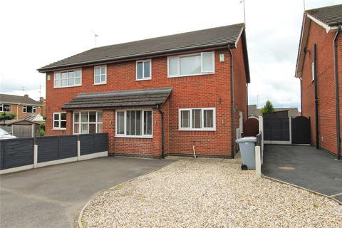 3 bedroom semi-detached house for sale - Sandhurst Avenue, Wistaston, Crewe, Cheshire, CW2