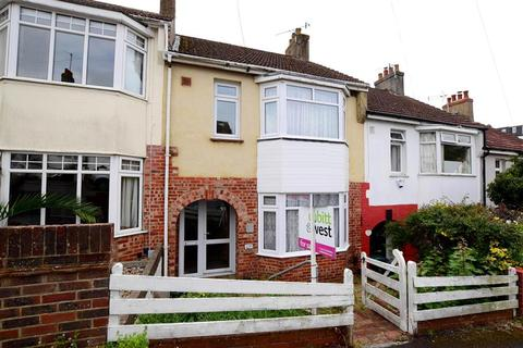 3 bedroom terraced house for sale - Quarry Bank Road, Brighton, East Sussex