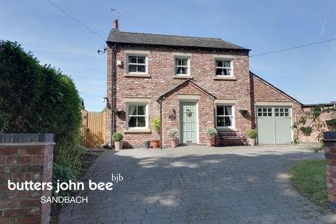 3 bedroom detached house for sale - Coppice Road, Wnterley