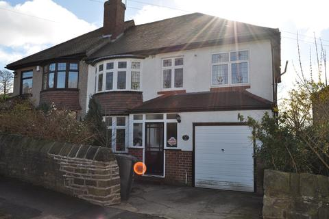 4 bedroom semi-detached house to rent - Ryegate Road, Crosspool, Sheffield
