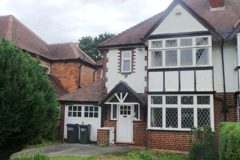 4 bedroom semi-detached house for sale - Chester Road, Birmingham