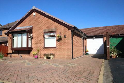 3 bedroom detached bungalow for sale - Dickens Drive, Melton Mowbray