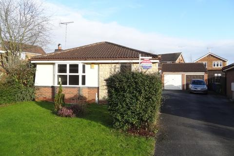 3 bedroom detached bungalow for sale - Summerfield Close, Driffield