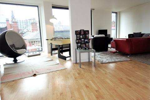 2 bedroom flat for sale - Crown Street Buildings, Crown Street, Leeds, West Yorkshire, LS2