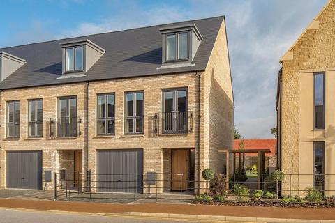 3 bedroom end of terrace house for sale - Hinksey Townhouse, Wolvercote Mill, Mill Road, Wolvercote, Oxford, OX2