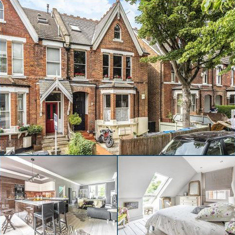 3 bedroom flat for sale - Fox Hill, Crystal Palace