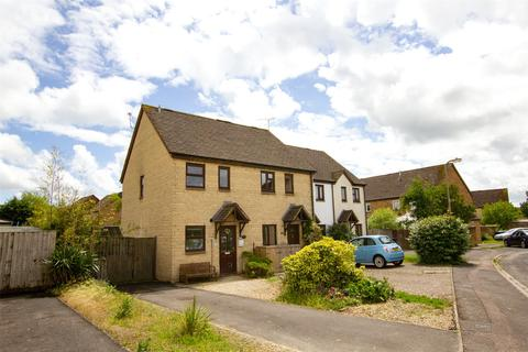 2 bedroom end of terrace house for sale - Manor Road, Witney, Oxfordshire, OX28