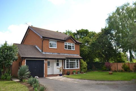 4 bedroom detached house for sale - Saffron Close, East Hunsbury, Northampton NN4 0SG