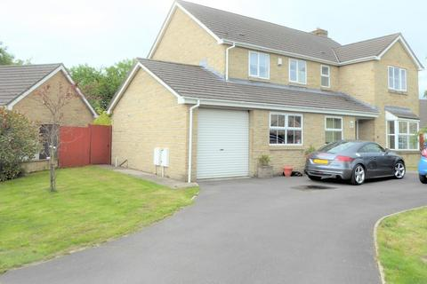 4 bedroom detached house for sale - Iron Way, Tondu, Bridgend. CF32 9BF