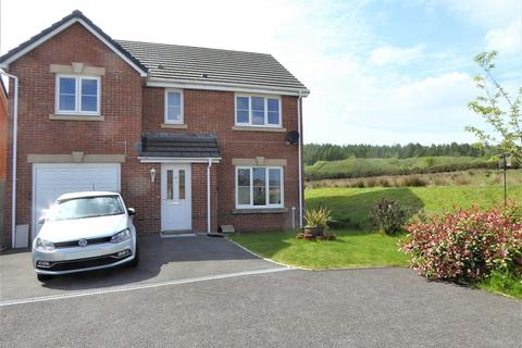 4 bedroom detached house for sale - Clos Pwll Clai , Tondu, Bridgend, Bridgend County. CF32 9BZ