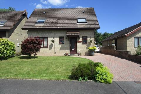 3 bedroom detached house for sale - Tawe Park, Ystradgynlais, Swansea