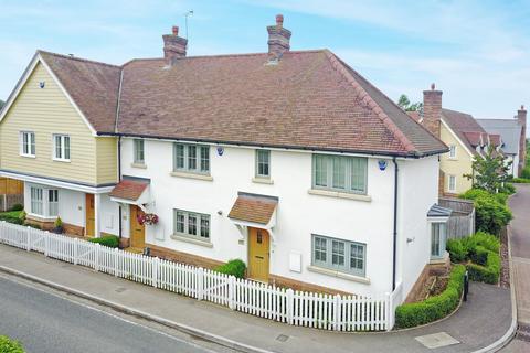 2 bedroom end of terrace house for sale - Matthews Court, Moreton, Essex, CM5