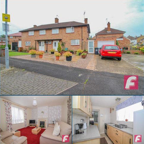 3 bedroom semi-detached house for sale - Oulton Way, Carpenders park