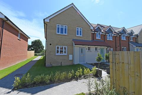 3 bedroom end of terrace house for sale - Leiston, Suffolk