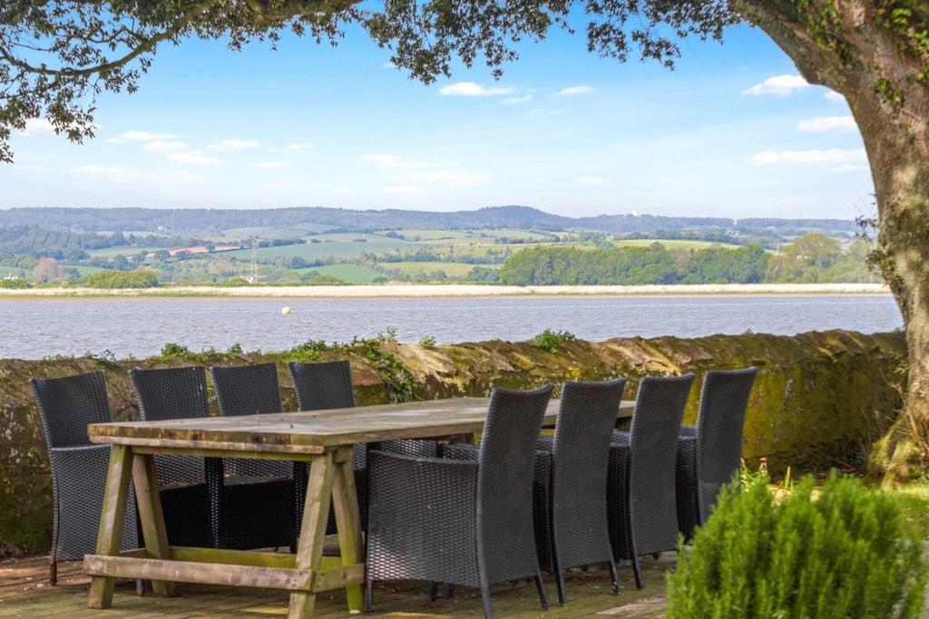 View Over The Exe
