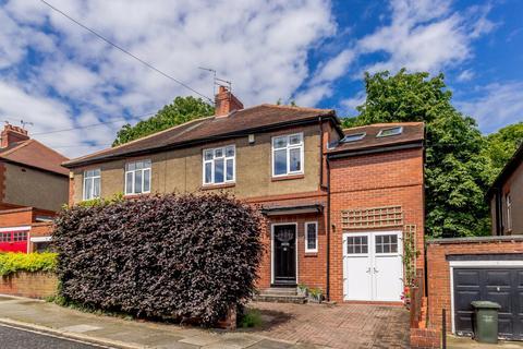 4 bedroom semi-detached house for sale - Grosvenor Avenue, Jesmond, Newcastle Upon Tyne, Tyne & Wear