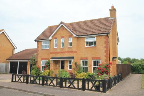3 bedroom detached house for sale - Swift Close, Aylesbury