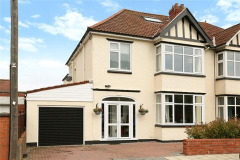 4 bedroom semi-detached house for sale - Downs Road, Bristol, BS9