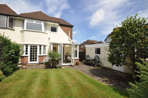 3 bedroom semi-detached house for sale - Hopton Gardens, New Malden