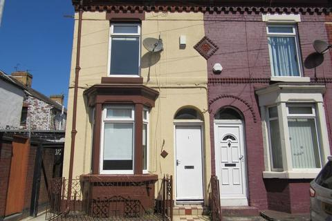 2 bedroom terraced house to rent - 1 Grosvenor Road, Liverpool L4 5RB