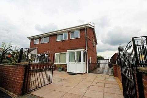 2 bedroom semi-detached house for sale - Nabbswood Road, Kidsgrove, Stoke-On-Trent