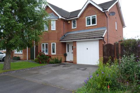 4 bedroom detached house for sale - Bolshaw Close Leighton Crewe
